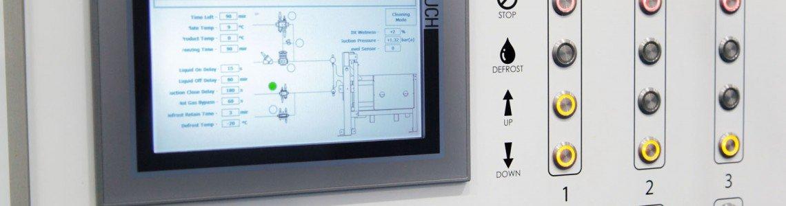 Freezertech Plate Freezer Controller