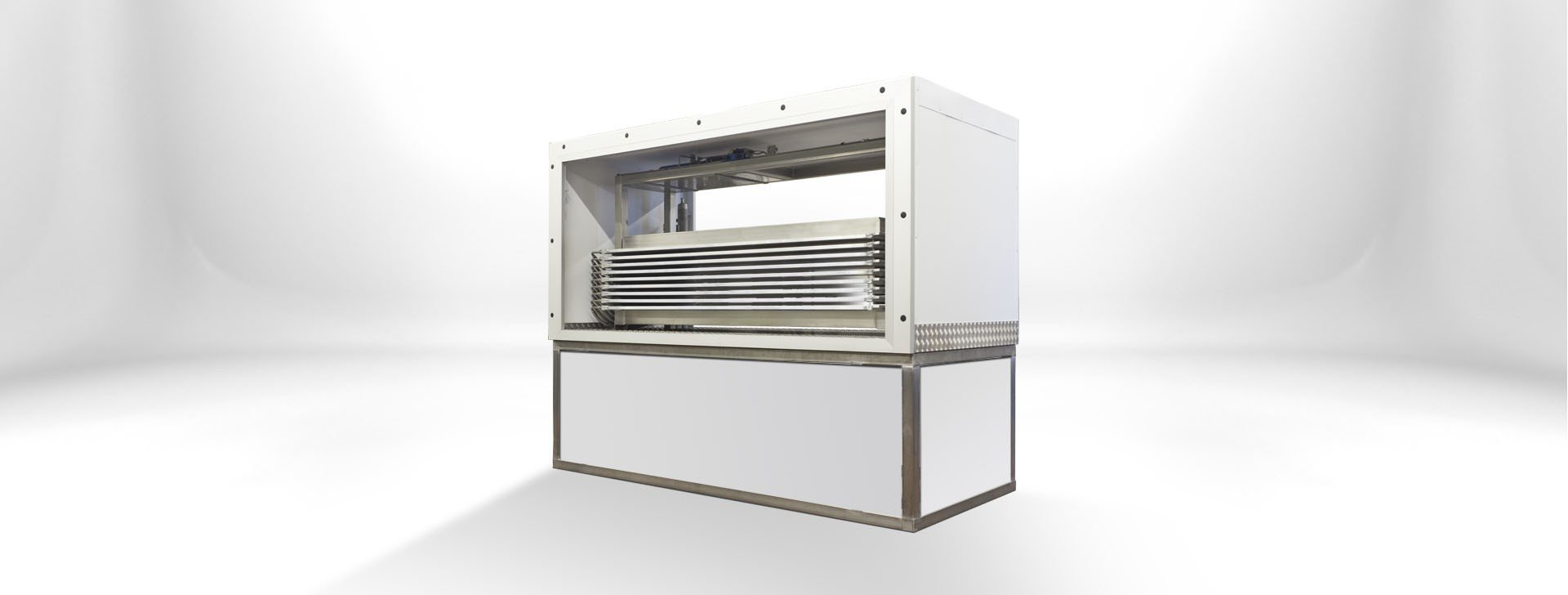 Plate Freezer Package Unit
