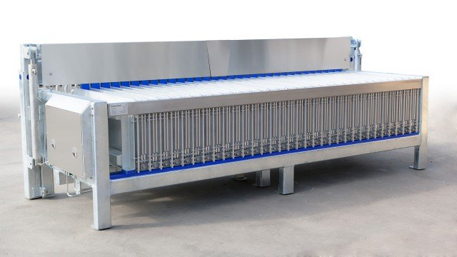 Vertical Plate Freezer VTD