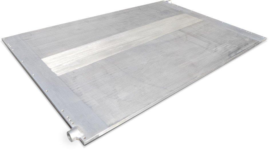 Sabroe Freezing Plate