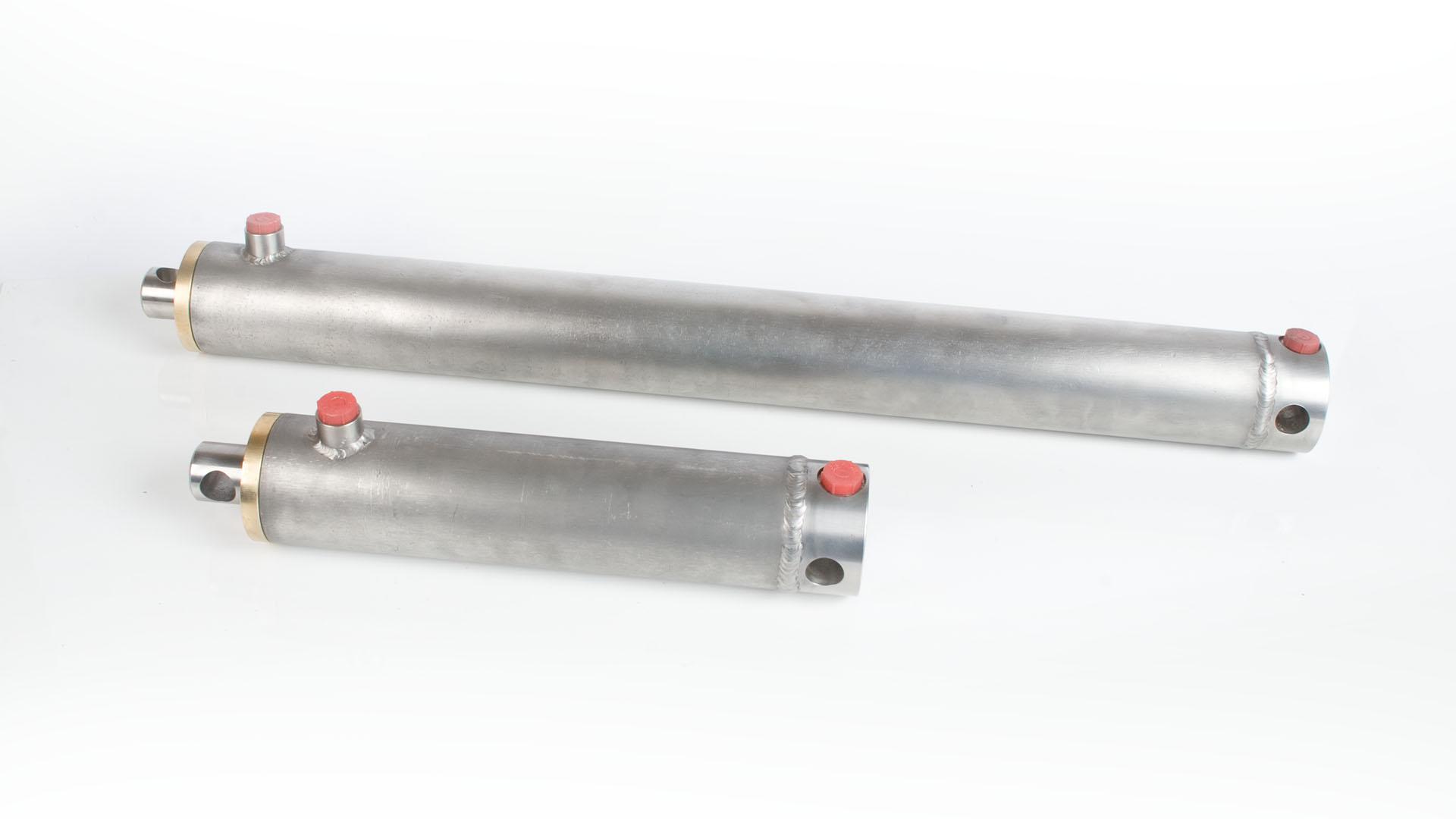 Hydraulic Cylinders - Fits all Jackstone Plate Freezers