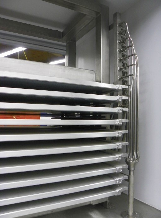 Packaged Plate Freezer
