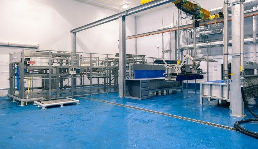 VPF Unloading Systems